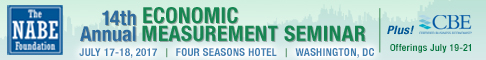 NABE - Economic Measurement Seminar