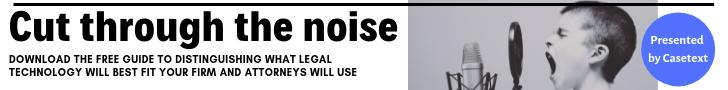 Casetext - Cut through the Noise