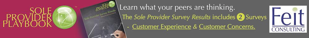 Feit - Sole Provider Survey