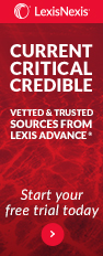 LexisNexis - Current Critical Credible - vert