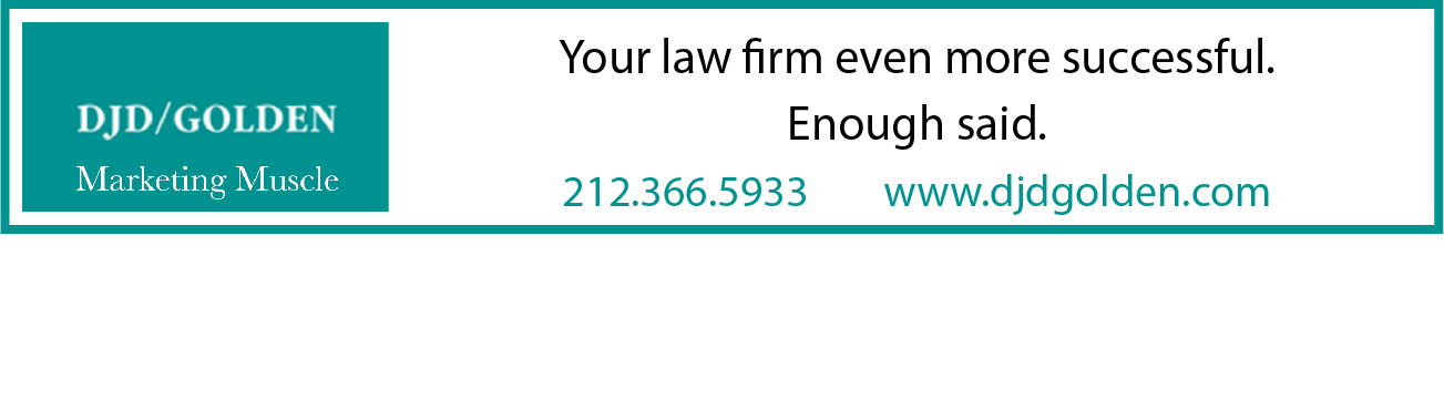 Law Firm Marketing banner - DJD Golden