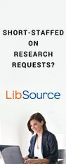 LibSource - Short Staff - Vertical