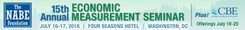 NABE - Economic Measurement Seminar - Ju