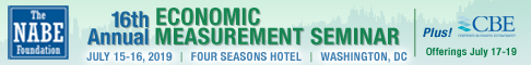 NABE - Economic Measurement Seminar