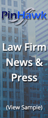 PinHawk - Law Firm News and Press