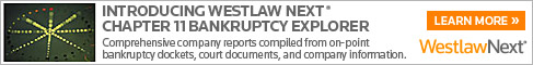 Westlaw - Bankruptcy